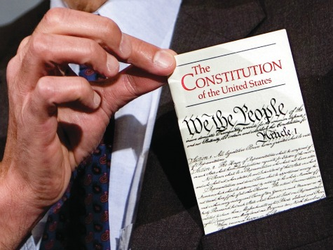 Tea Party Group Sent IRS Copy of Constitution When Asked for Reading Materials