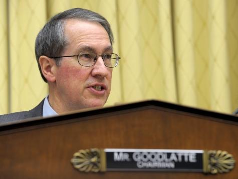 Goodlatte: 'Defintely Should Not Solely Rely' on Holder, DOJ