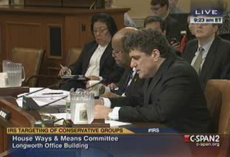 Ryan to IRS: 'How Can We Not Conclude that You Misled this Committee?'