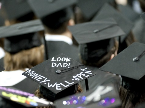 Few Colleges Invite Conservative Commencement Speakers for 2013