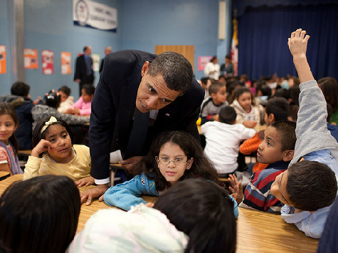 Obama Consoles Student: Subtraction Harder than Addition