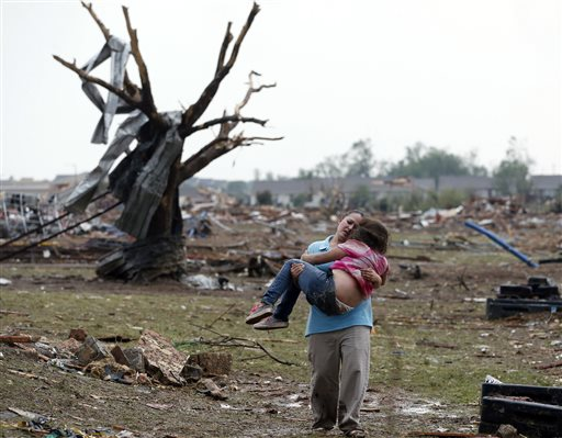Roll Call Reporter Implies Lawmakers Demanding Offsets Aren't Concerned About Tornado Victims