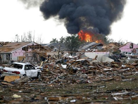 Politico's Thrush Politicizes Oklahoma Tornado