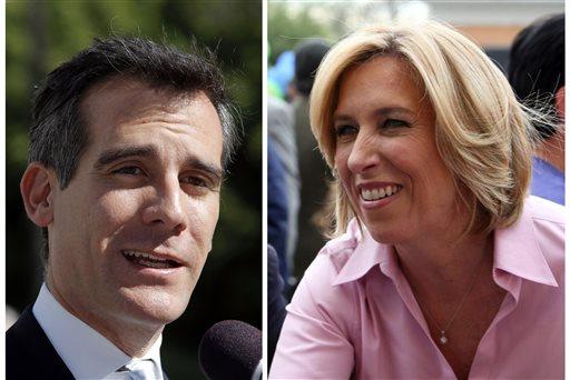 LA Chooses Between Two Liberal Democrats for Mayor