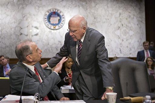 Senate Panel Approves Immigration Bill