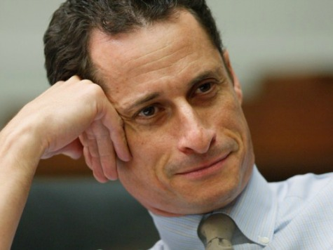 Weiner to Female Voter: 'Were You Flirting with Me?'