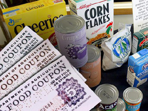 30 Million Americans Added to Food Stamp Rolls Since 2000