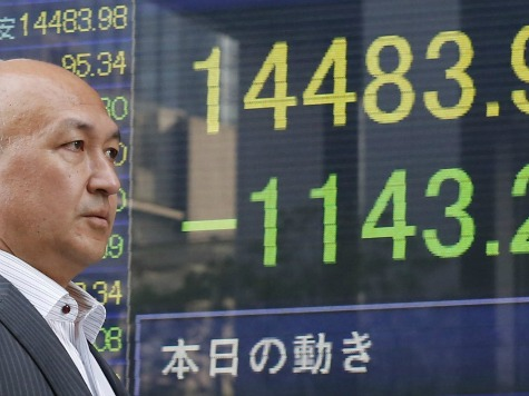 Nikkei Sell-Off Sparks Worries Over Central Bank Stimulus Strategies