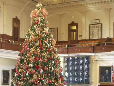 Texas Passes 'Merry Christmas' Bill to Protect Holidays from Political Correctness