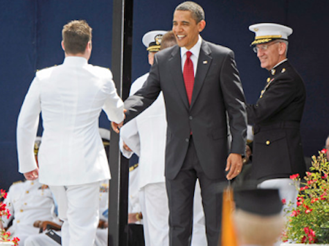 Pre Memorial Day, Obama Made Political, Manipulative Speech To Military