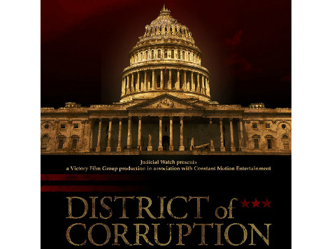 'District of Corruption' Movie to Make National TV Debut June 17 on AXS TV