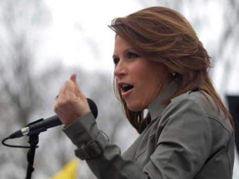 Bachmann Won't Run For Re-Election in 2014