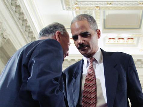 Senate Dem Spokesman to Become Holder's Spokesman