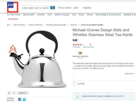 Tea Kettle Said to Look Like Hitler Quickly Sells Out