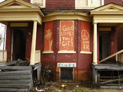 Survey: Detroit Needs $850 Million Just to Clear Abandoned Homes