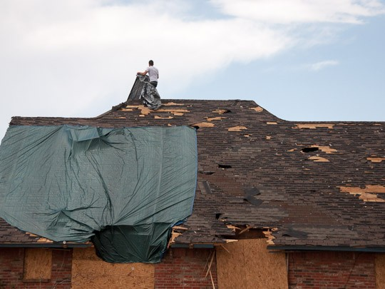 PHOTOS: More Than Devastation in Moore, Oklahoma