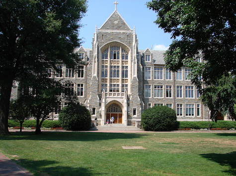 Georgetown Alumni Petition Cardinal to Remove School's Catholic Status