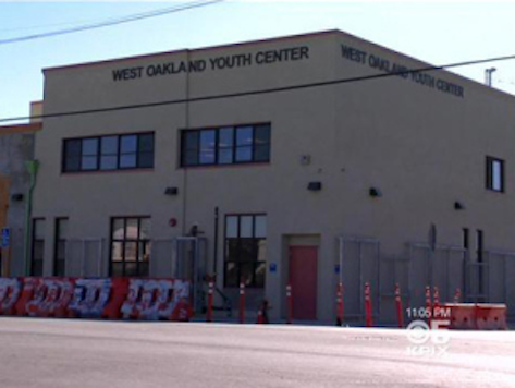 $7.6M Oakland Youth Center Won't Open Thanks to Budget Woes