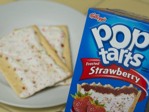 Child Suspended for Making Gun-Shaped Pop-Tart Gets Lifetime NRA Membership