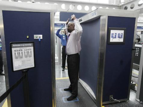 TSA Drops Full Body Scanners at Airport