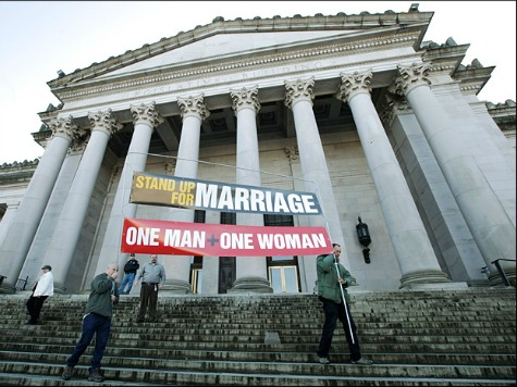Same-Sex Marriage Hits Red Light in Blue Illinois