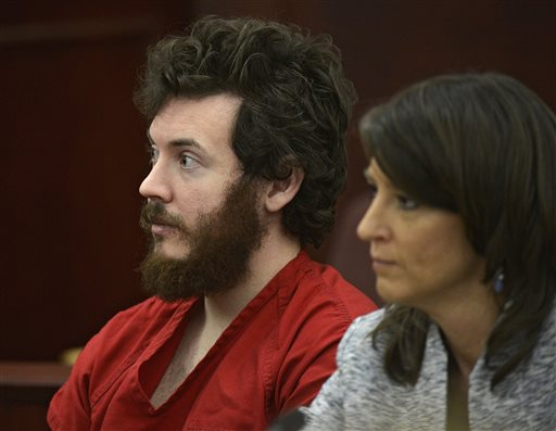 Judge Accepts Insanity Plea in Colo. Shooting Case