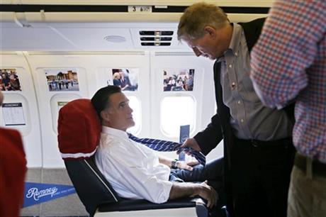 Romney Guru Stevens Scrubs Name From Firm