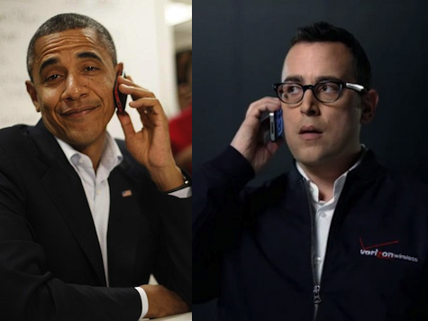 Obama Admin Grabs Millions of Verizon Phone Records