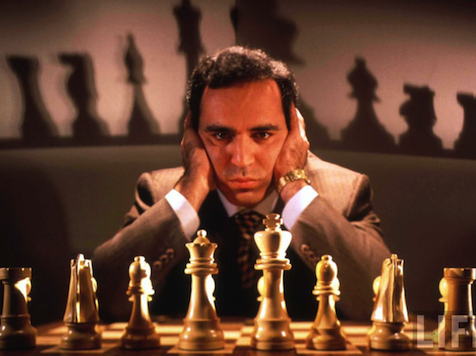 Kasparov Blasts Putin, Compares Sochi 2014 to Berlin 1936