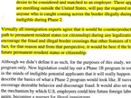 2009 Obama Admin Doc: Immigration Reform Should Not Include Path to Citizenship