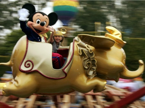 IRS Official: Disneyland Conference 'Not the Best Use of Taxpayer Dollars'
