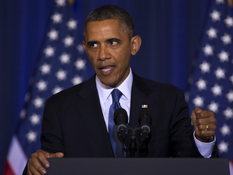 Obama: If People 'Can't Trust' Government, 'We're Going to Have Some Problems Here'