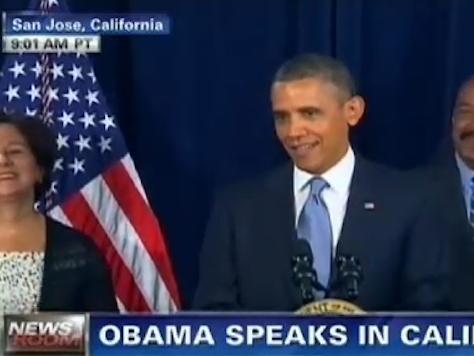 Obama Befuddled Without Written Remarks: 'People!'