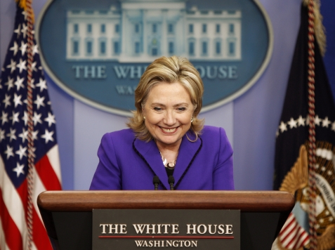 Did Hillary Clinton's Run for the Presidency End Monday Morning?