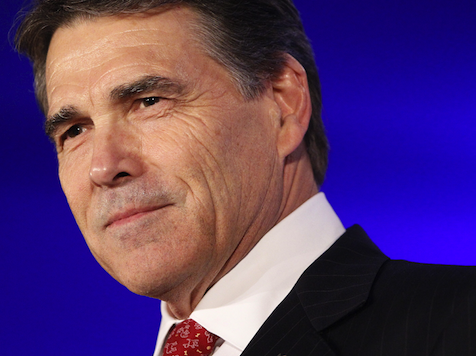 Perry Recruits in New York, Connecticut: 'Texas is Waiting'