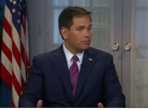 Rubio Invokes Bible to Defend Immigration Bill