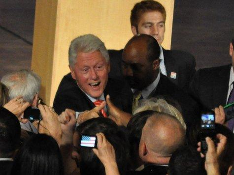 Bill Clinton Props Up Lackluster Markey; Gomez within Striking Distance