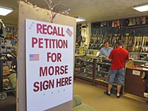 Anti-Gun Colorado Sen. Close to Recall