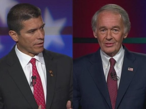 Mass Senate: Media Ignore Ed Markey's 'Awful' Debate Performance