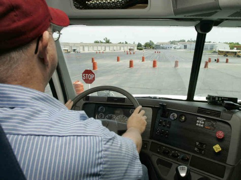 Obama Administration Wants New Regulations on Truckers' Hours