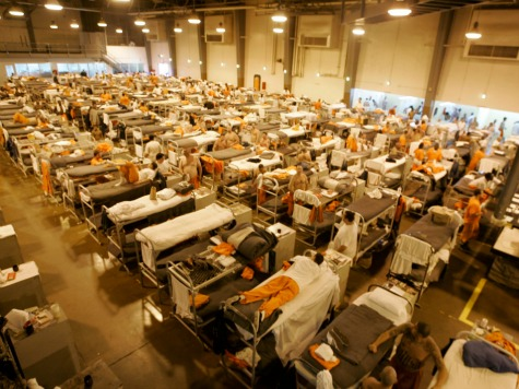 Judges Order California Governor to Release 10,000 Inmates