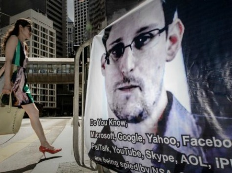 NSA Leaker Snowden Charged with Espionage