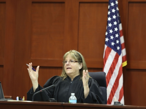 Judge Rules out Audio Experts in Zimmerman Trial