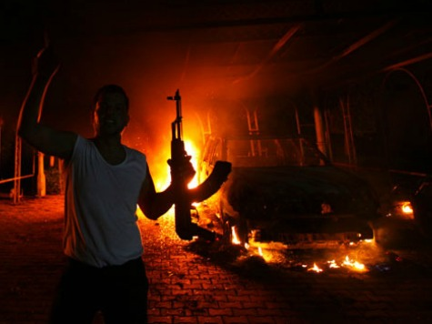 State Department Releases First Photos of Benghazi Aftermath