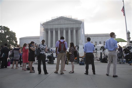 Supreme Court Hints at Change in Racial Preferences, But No Conservative Win