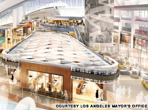 $4.1B LAX Makeover Includes Parisian Bar Offering $20K Cognac