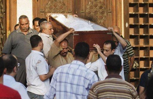 Eight Arrested Over Egypt Shiite Killings