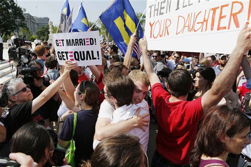 How DOMA/Prop 8 Rulings Could Further Polarize Our Politics