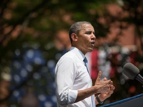 Obama's Global Warming Speech Keeps Keystone Pipeline Alive