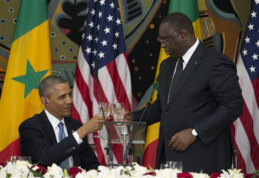 Obama's Senegal Slip Is a 'Teachable Moment' on Gay Marriage